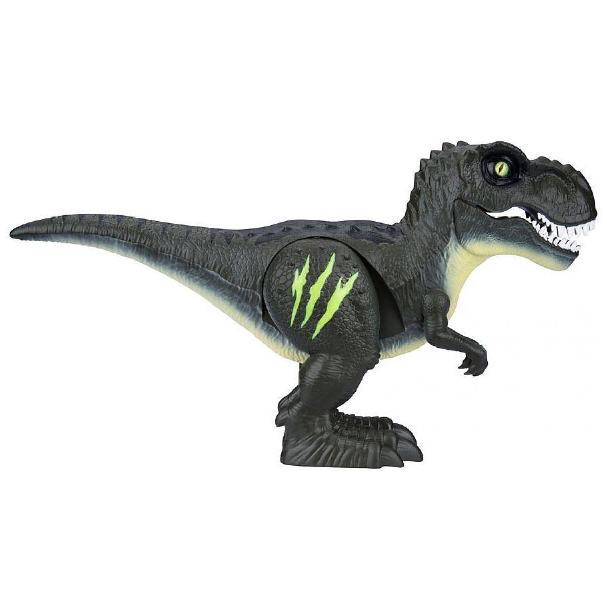 Zuru Robo Alive dinosaurus tmavozelený