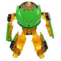 Robocarz 2 v 1 1:64 8 B sv. zelený-oranžový