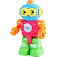 robot farebný so svetlom a zvukom
