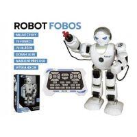 Robot RC FOBOS Chodiace bojovník s USB 2