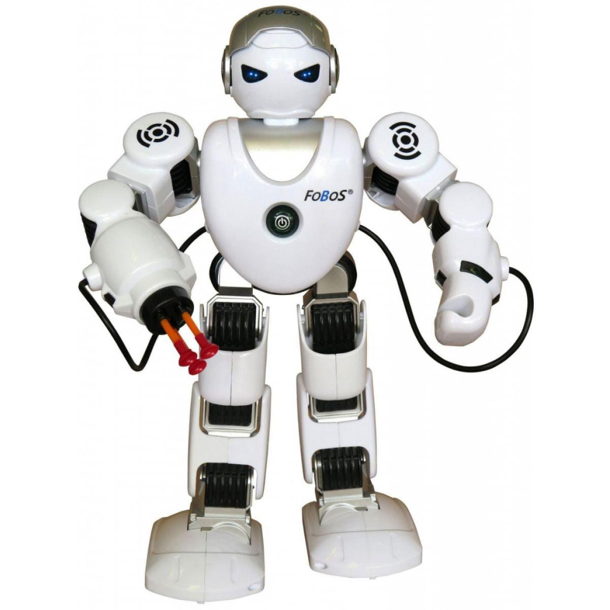Robot RC FOBOS Chodiace bojovník s USB