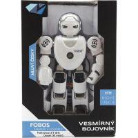 Robot RC FOBOS Chodiace bojovník s USB 4