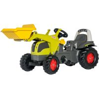 Rolly Toys Šliapací traktor Rolly Kid Claas Elios