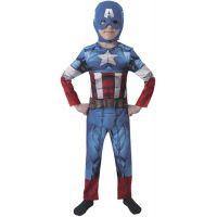 Rubie's Avengers Classic Kostým Captain America veľ. S
