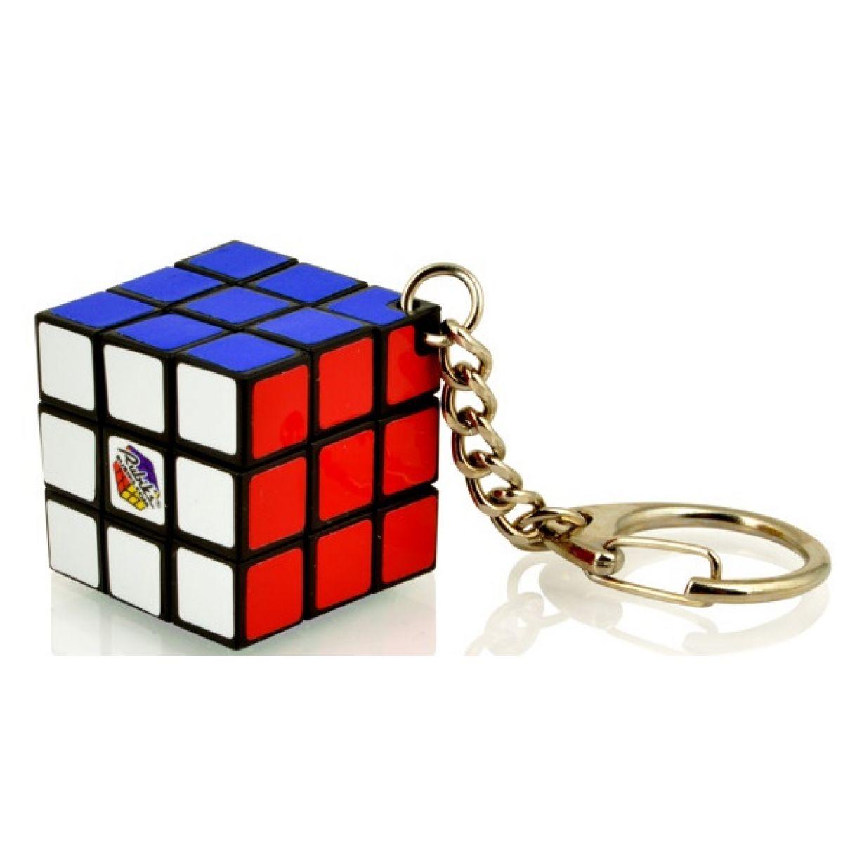 Prívesok na kľúče Rubik Rubikova kostka