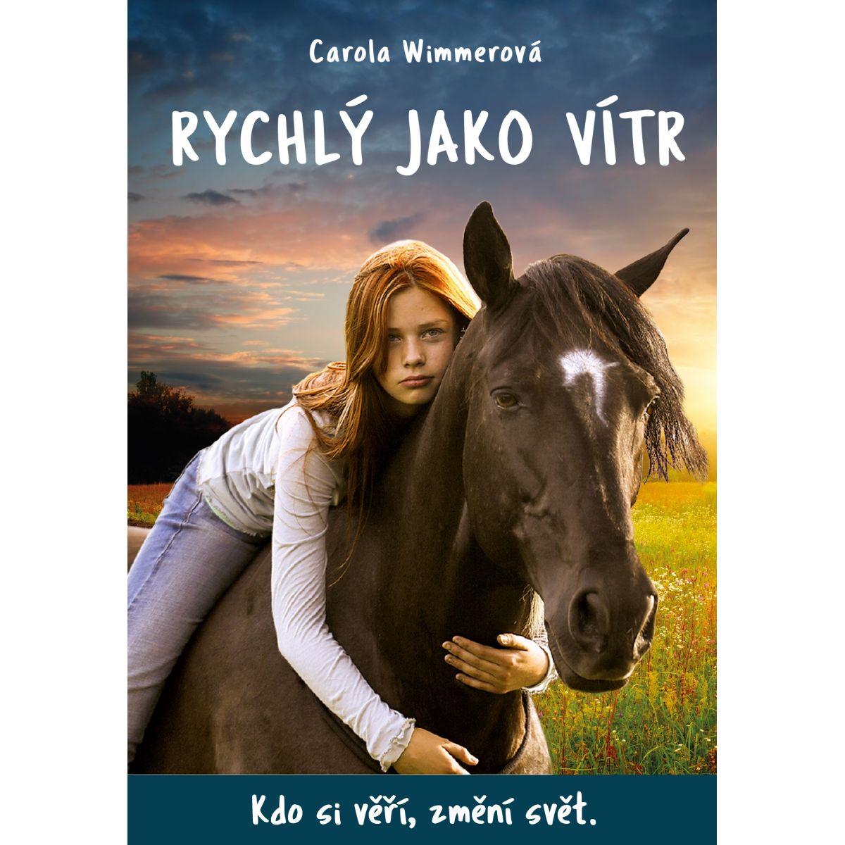 Rýchly ako vietor Carola Wimmerová