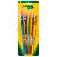 Crayola Sada štetcov 5ks