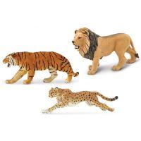 Safari Ltd Kočkovité šelmy 3 ks