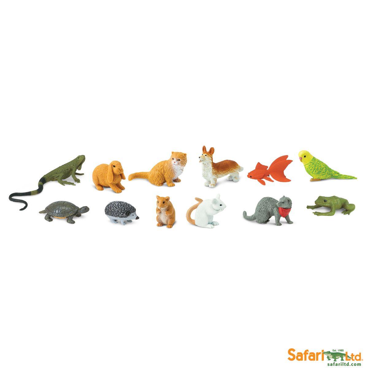 Safari Ltd. Tuba Domáce zvieratá