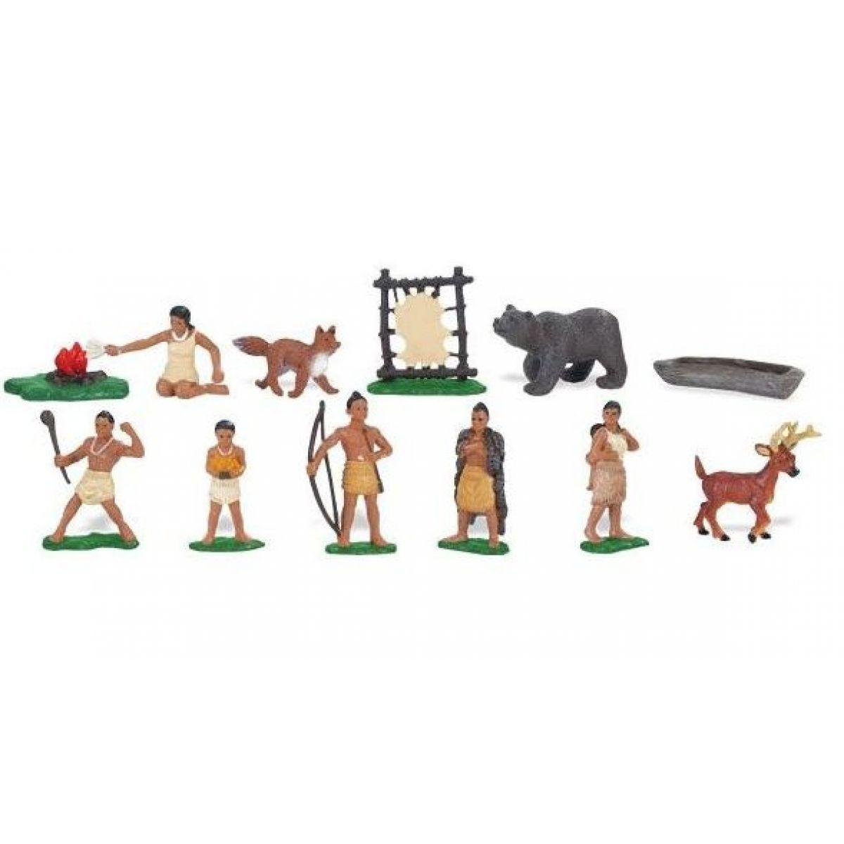 Safari Ltd Tuba Indiáni