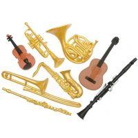Safari Ltd. 685404 Tuba Hudební nástroje