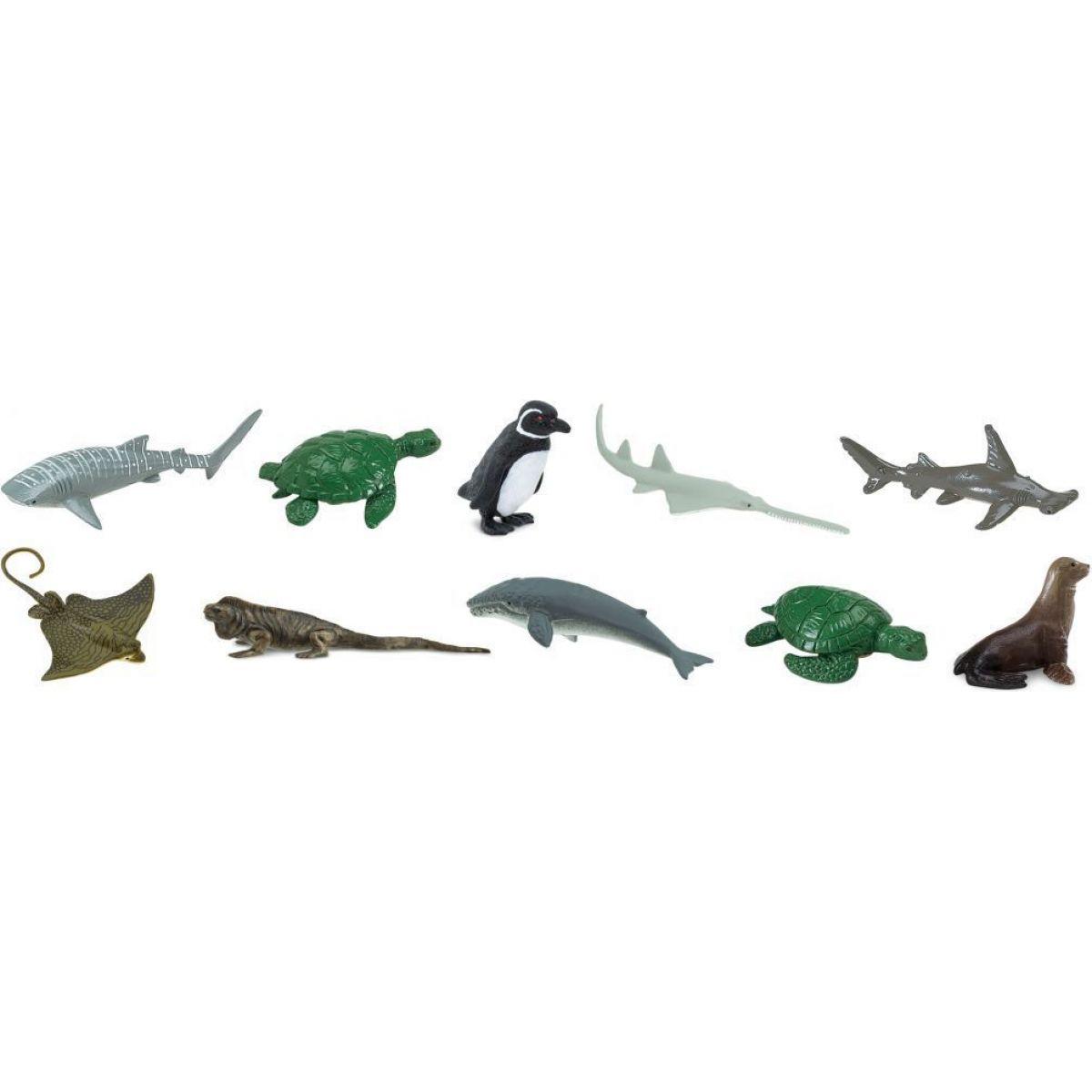 Safari Ltd Tuba Ohrozené druhy morské