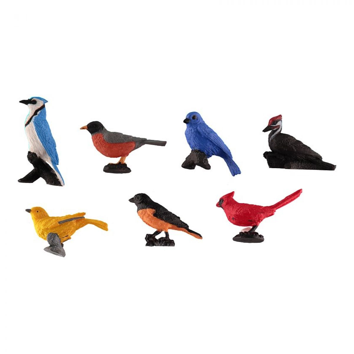 Safari Ltd. tuba Vtáky