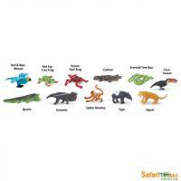 Safari Ltd. Tuba Život v pralese 3