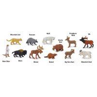 Safari Ltd Tuba Zvieratá Severnej Ameriky 2