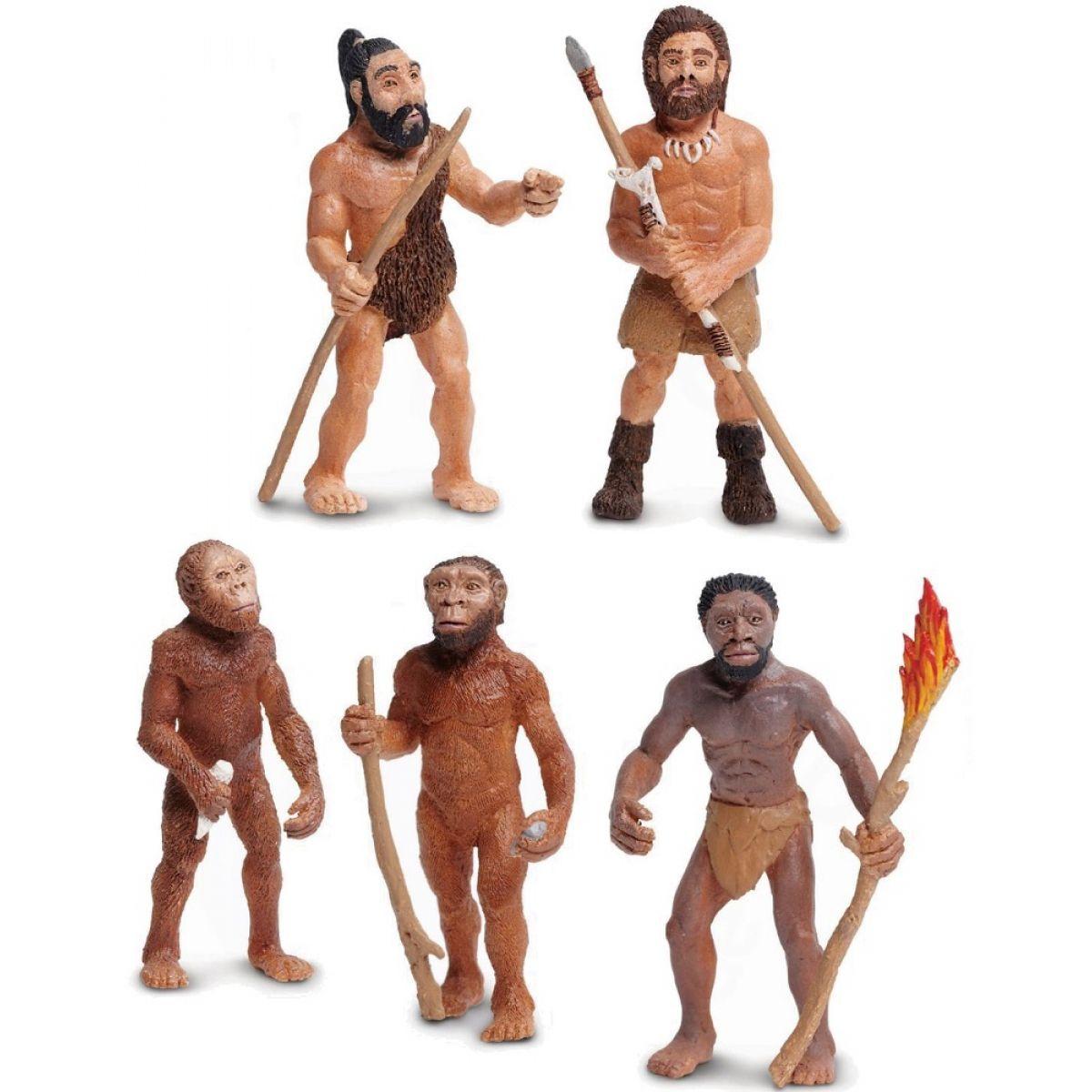 Safari Ltd. Vývoj člověka