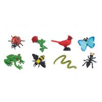 Safari Ltd Zahrada Good Luck Minis Funpack