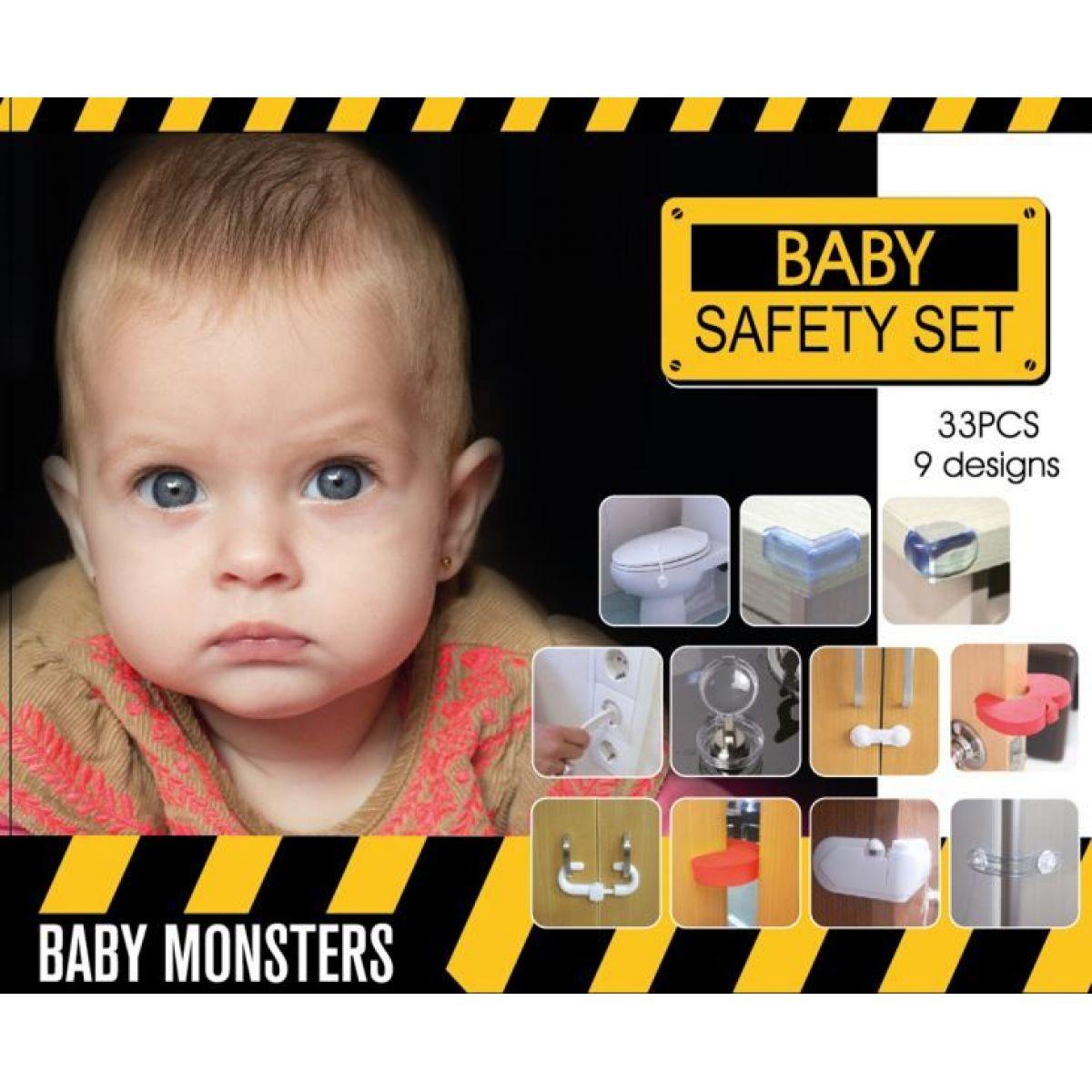 Safety Set bezpečnostné sada 33 ks