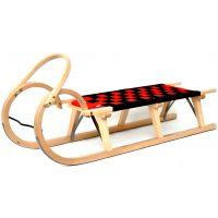 Praděd Sane drevené 110 cm lakované