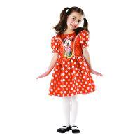 Šaty Minnie Mouse Classic červená velikost S