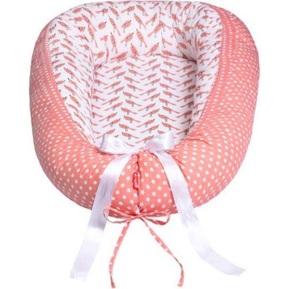 Scamp Hniezdo soft PinkBirds