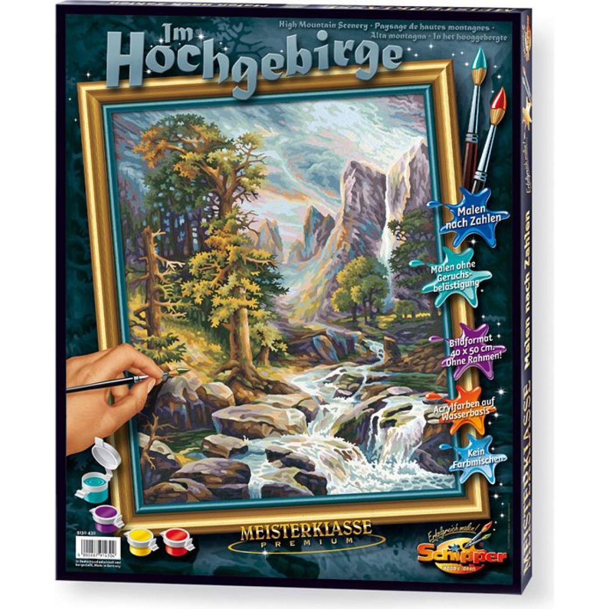 Schipper Premium Vysoké hory 40 x 50cm