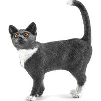 Schleich Farm Life Cat standing