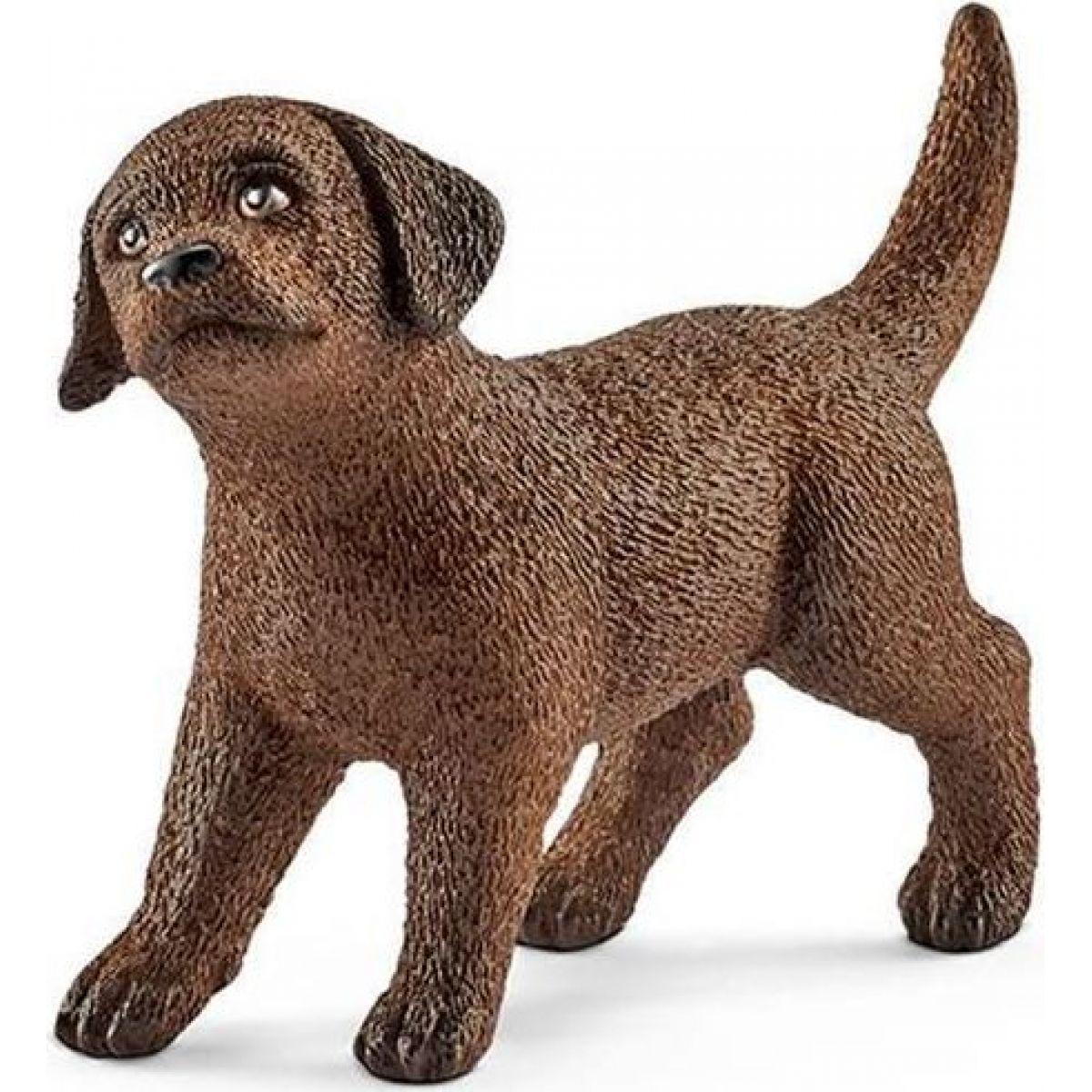 Schleich 13835 Labradorský retríver šteňa