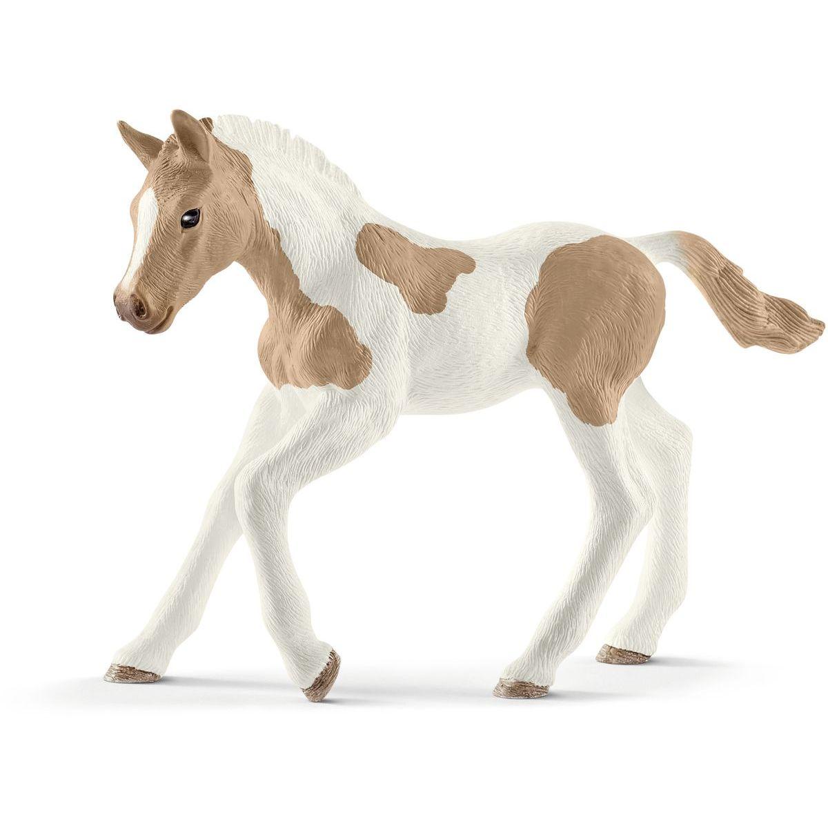 Schleich 13886 Žriebä plemená Paint Horse