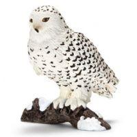 Schleich Wild Life Snowy Owl