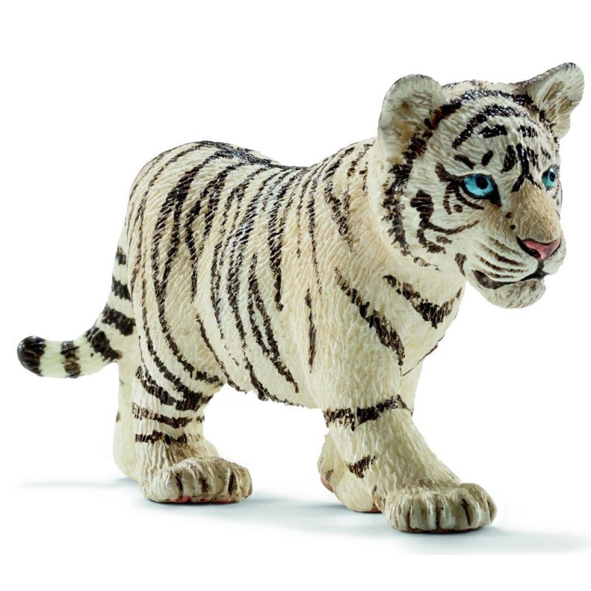 Schleich Tiger biely mláďa 14732