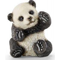 Schleich hrajúce sa mláďa pandy