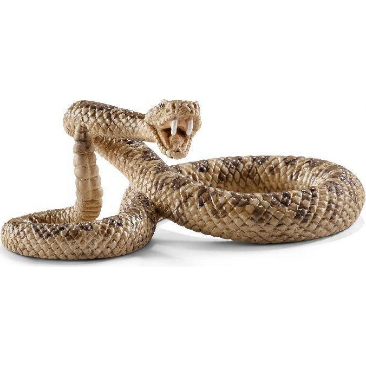 Schleich Wild Life Rattlesnake