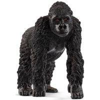 Schleich 14771 divoké zvieratko Gorila samica