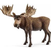 Schleich 14781 divoké zvieratko los