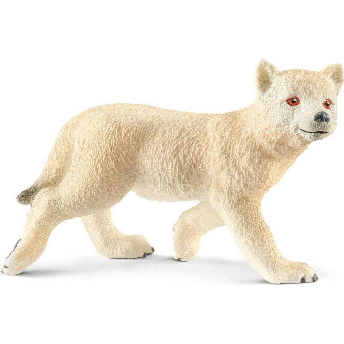 Schleich 14804 arktickej vlčie mláďa