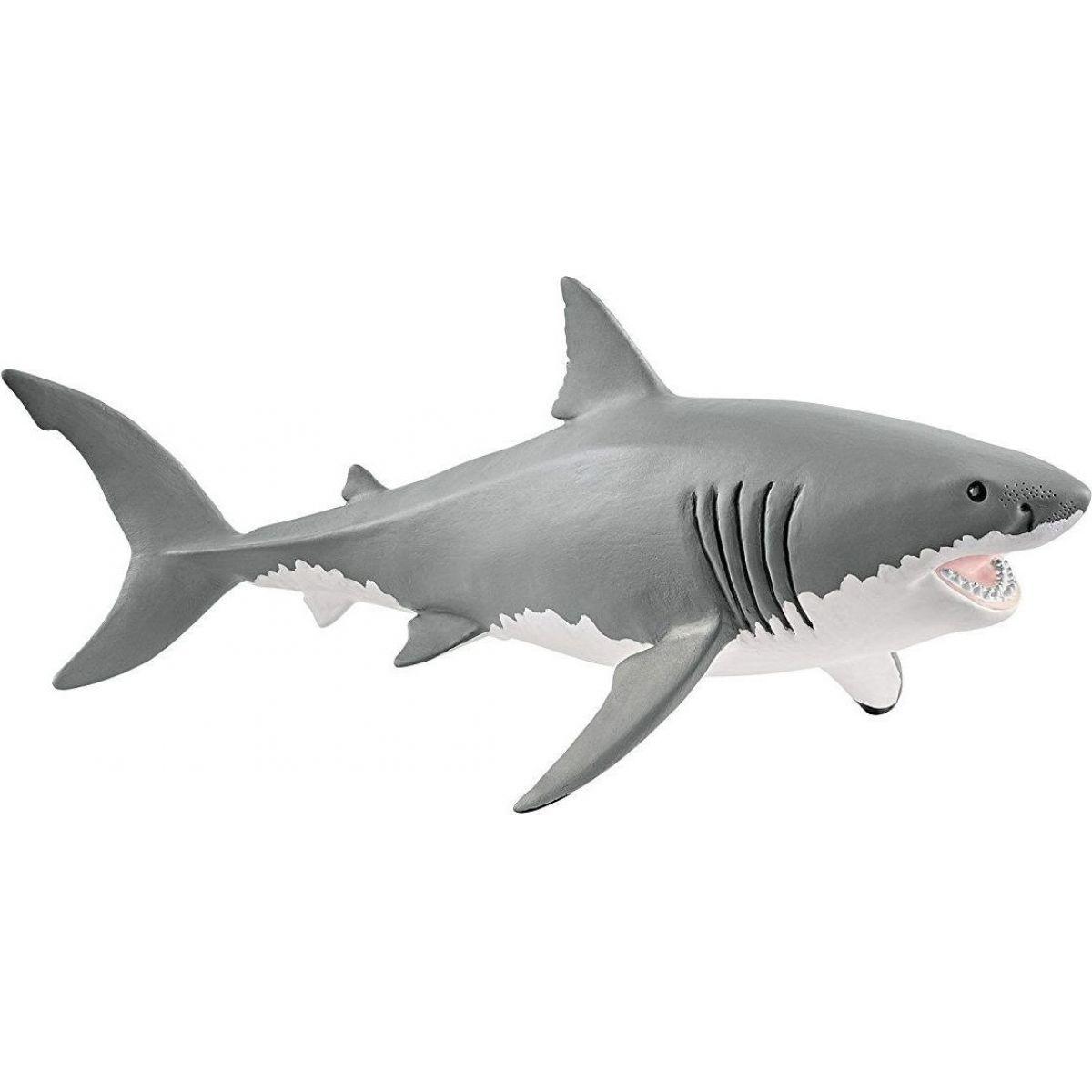Schleich 14809 veľký biely žralok