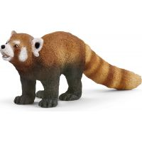 Schleich 14833 Zvieratko panda červená