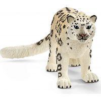 Schleich 14838 Zvieratko leopard snežný