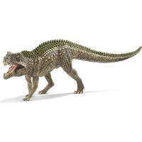 Schleich 15018 Prehistorické zvieratko Postosuchus s pohyblivou čeľusťou
