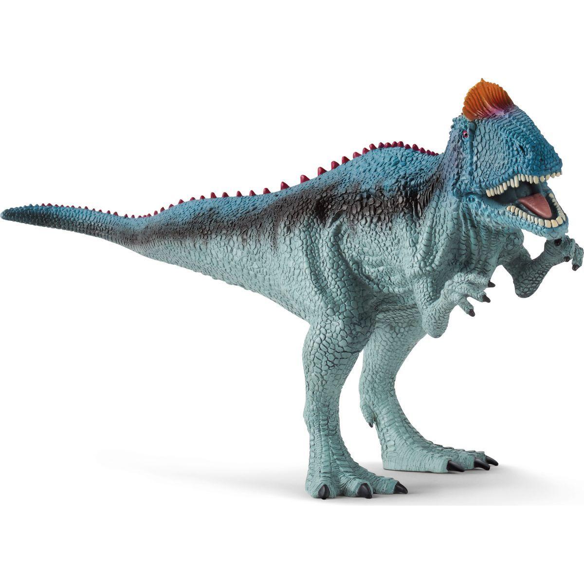 Schleich 15020 Prehistorické zvieratko Cryolophosaurus s pohyblivou čeľusťou