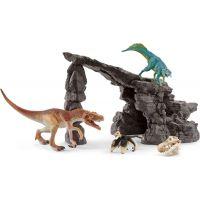 Schleich 41461 Jeskyně s dinosaury