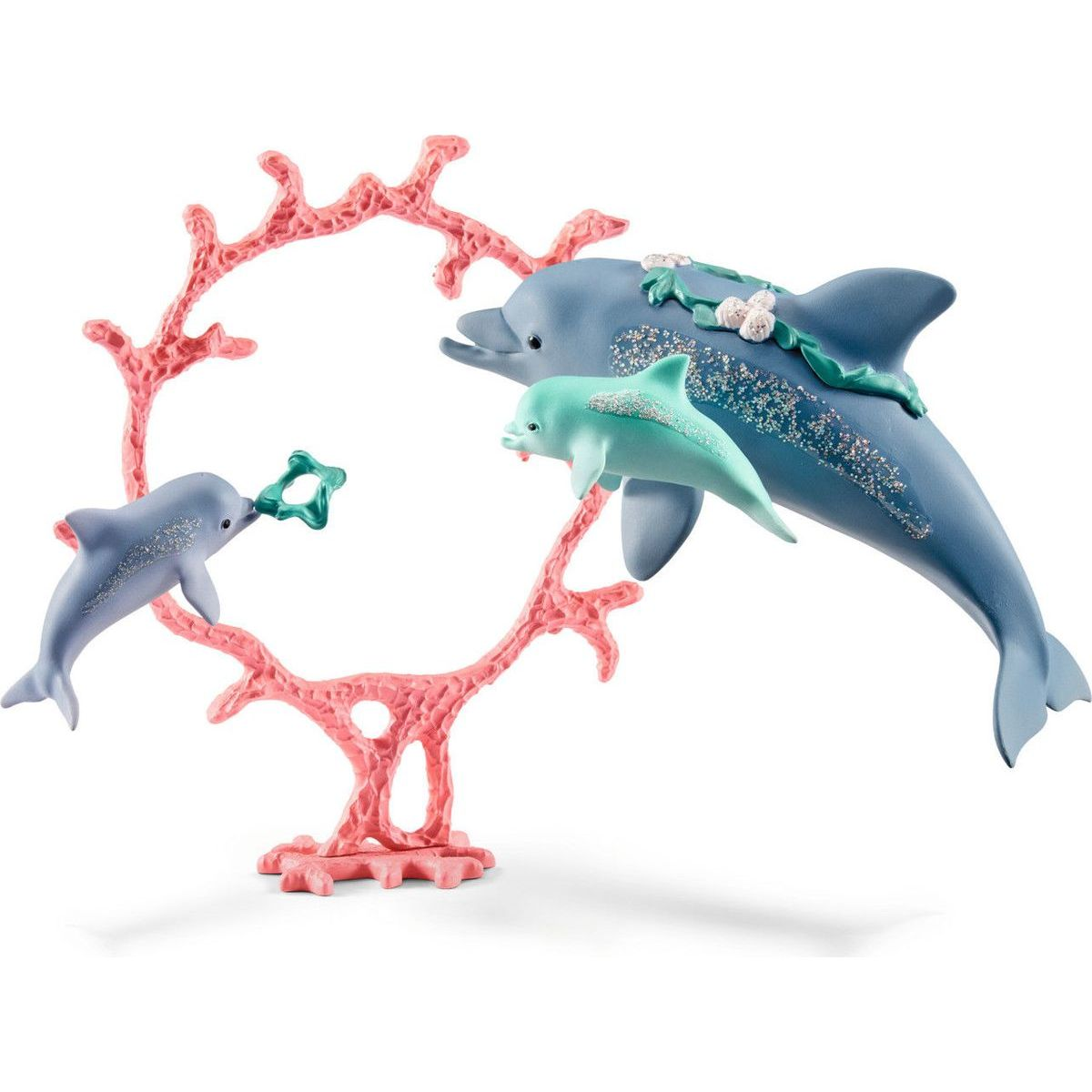 Schleich 41463 set delfín s mláďatami