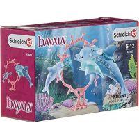Schleich 41463 set delfín s mláďatami 2