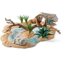 Schleich Wild Life 42258 Wasserstelle 2
