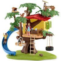 Schleich 42408 Dům na dobrodružném stromě - Poškodený obal