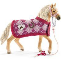 Schleich 42431 set andalúzsky kôň a módne doplnky