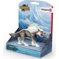 Schleich 42452 Snežný vlk 2