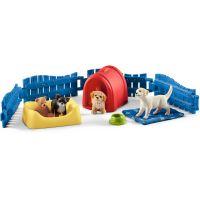 Schleich 42480 Izbička pre šteňatá