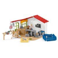 Schleich 42502 Veterinárna ordinácia pre domáce zvieratá